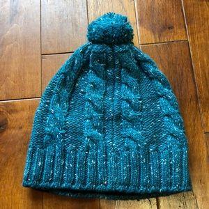 bonfire Accessories - Bonfire knit beanie teal